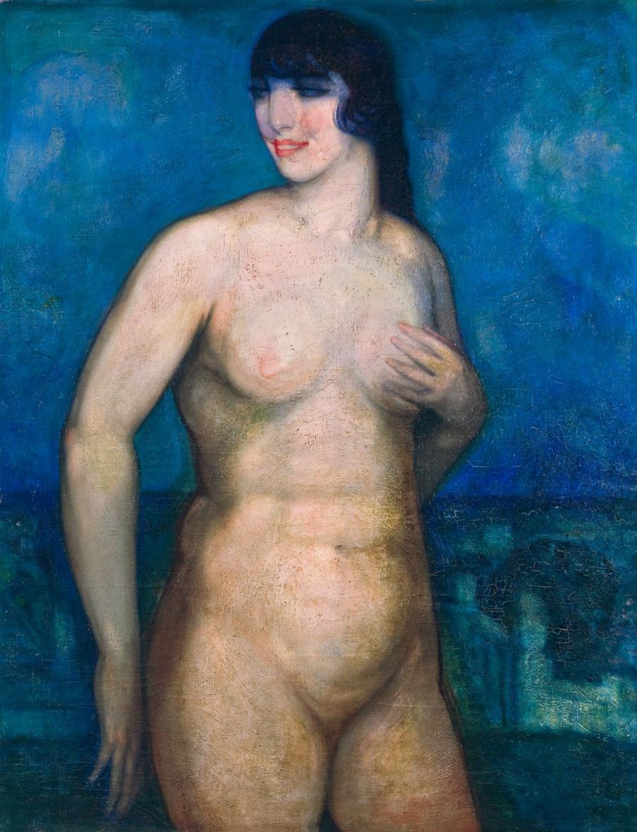 Eva. ID 039. Corpus Online Museo Gustavo de Maeztu
